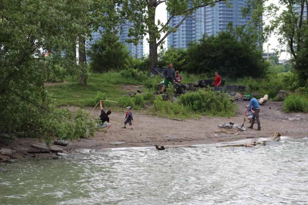 Matschis in Toronto