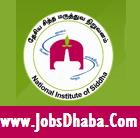 National Institute of Siddha, NIS Chennai Recruitment, JobsDhaba, Sarkari Naukri