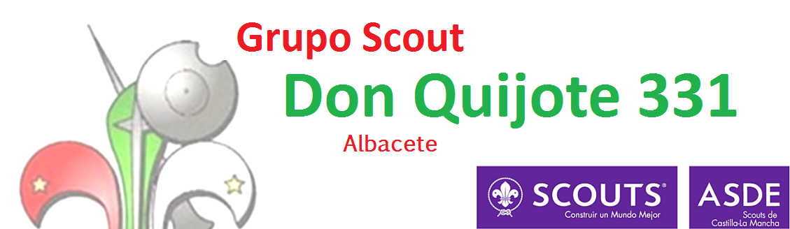 "BLOG Grupo Scout ""Don Quijote 331"""