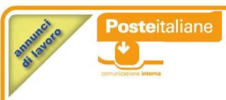 JOB POSTING,JOB POSTING POSTE ITALIANE,POSTE ITALIANE JOB POSTING