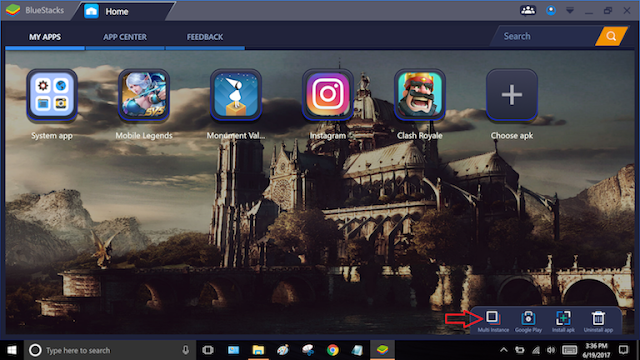 Descargar BlueStacks 4.32.57.2556, Full por mega 1