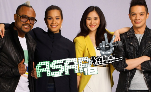 The Voice Philippines Coaches World-Class Vocal Showdown on ASAP 18 (September 29)