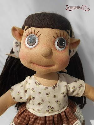 кукла-карамелька