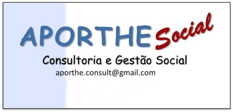APORTHE SOCIAL Consultoria e Gestão Social