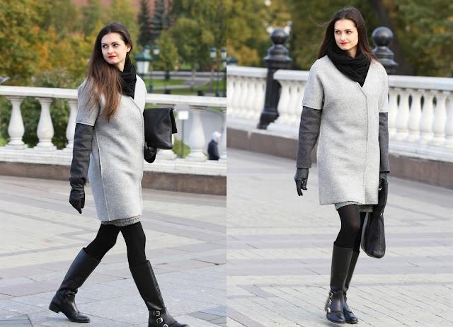 пальто Dar'ya Chernysheva