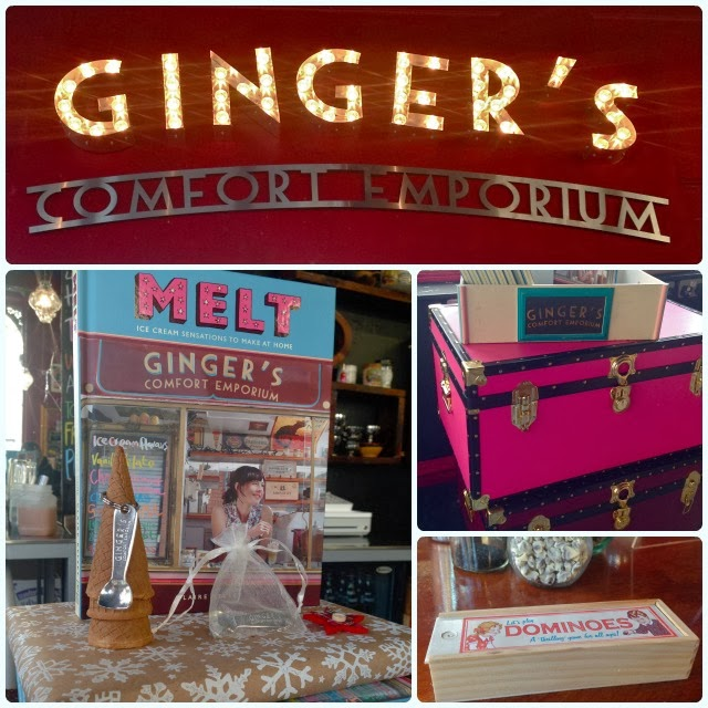 Ginger's Comfort Emporium - Affleck's Palace, Manchester