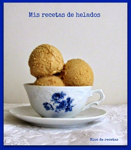 Recetas de helados