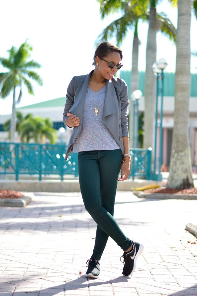 Moto Jacket | Fall Outfit Ideas