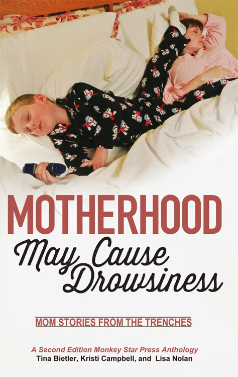 My NEW anthology for moms!