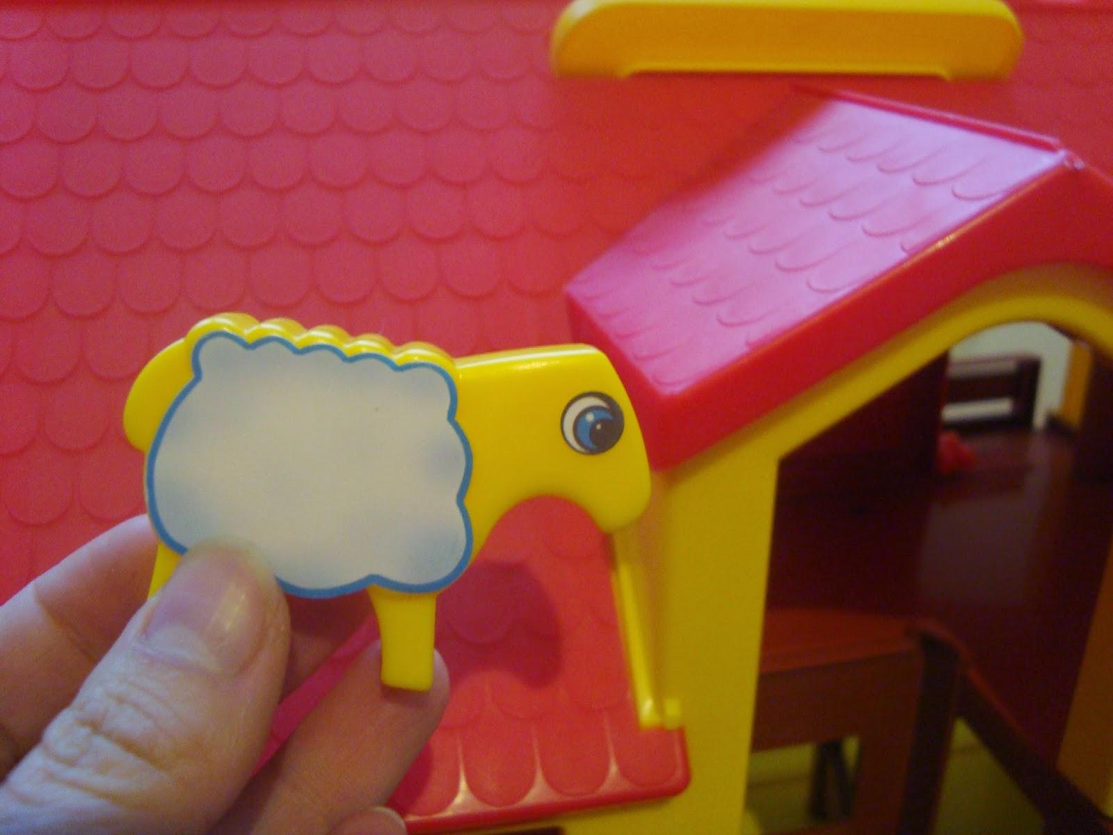 Farma Play House, Wader, zwierzątka
