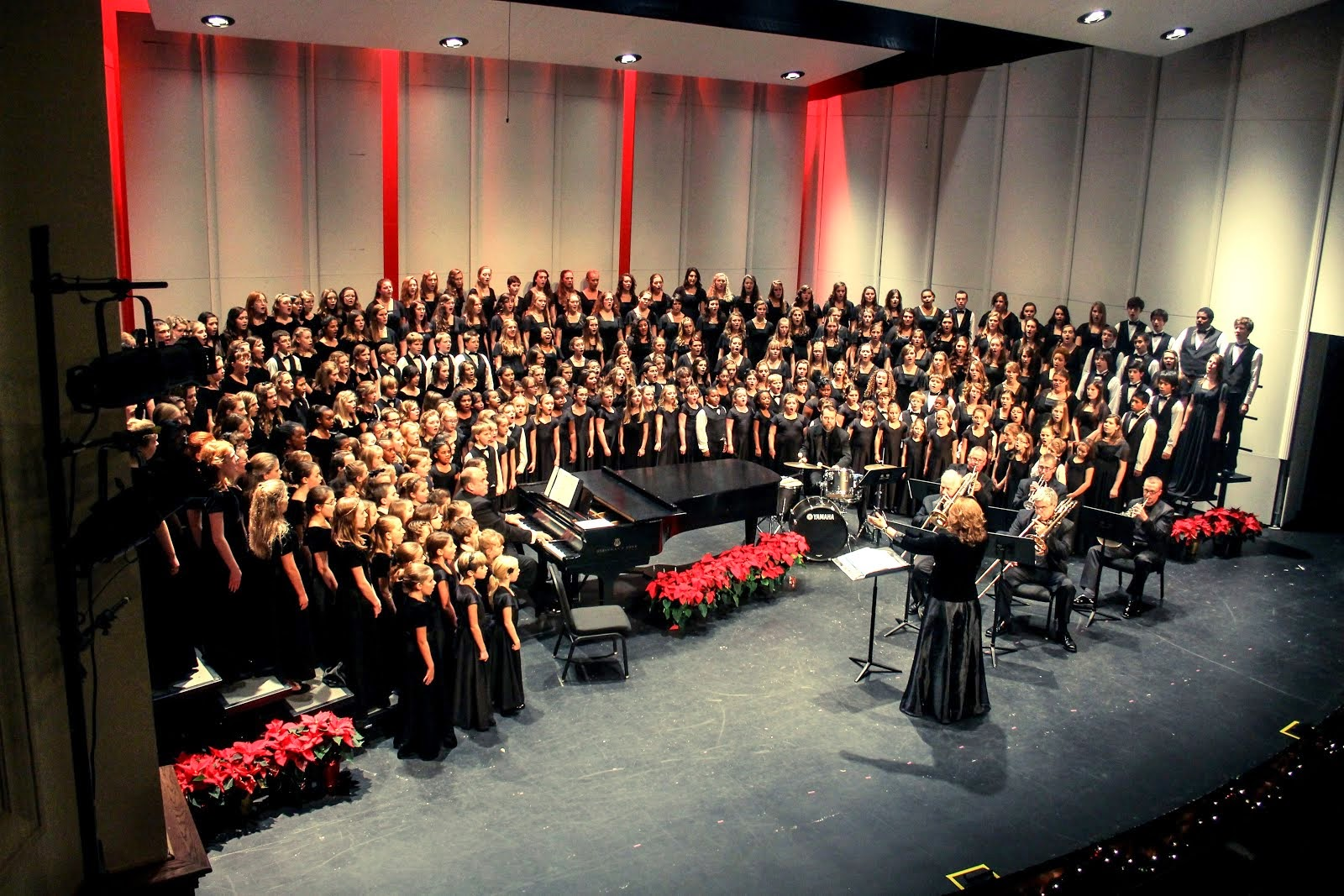 Roanoke Valley Children's Choir Holiday Concert