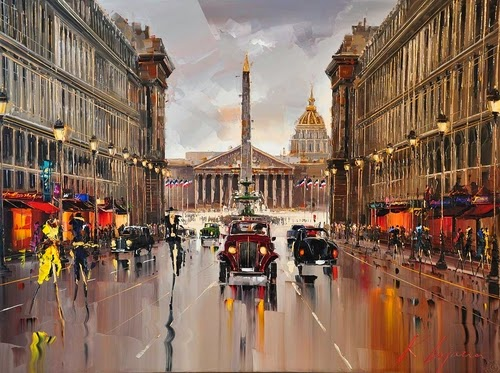 00-Kal-Gajoum-Paintings-of-Dream-Like Cities-of-the-World-www-designstack-co