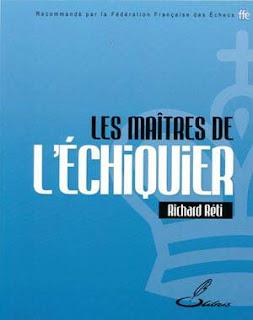Echecs & Livre : les maîtres de l'échiquier - Réti