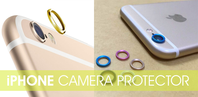 iPhone Camera Protector