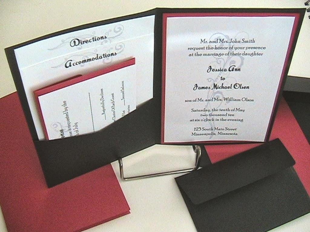 Cheap Wedding Invitations DIY Wedding Invitations
