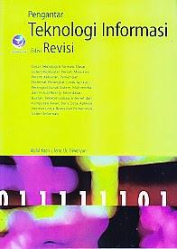 toko buku rahma: buku PENGANTAR TEKNOLOGI INFORMASI EDISI REVISI, pengarang abdul kadir, penerbit andi