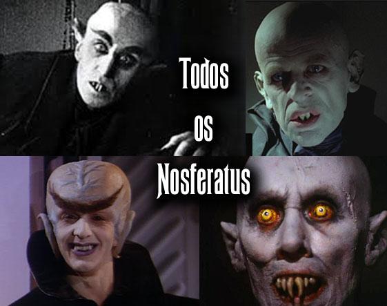 Matéria sobre Os Nosferatus