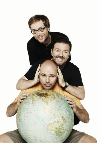 Cast of An Idiot Abroad