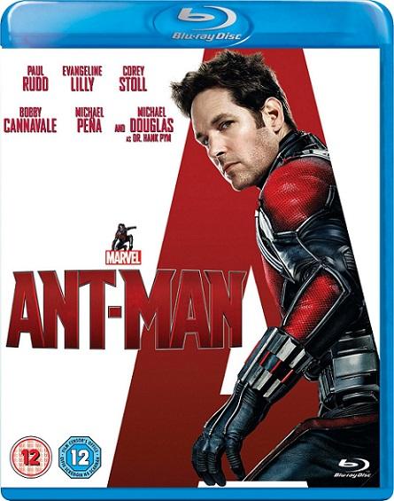 Ant-Man: El Hombre Hormiga (2015) 1080p BluRay REMUX 29GB mkv Dual Audio DTS-HD 7.1 ch