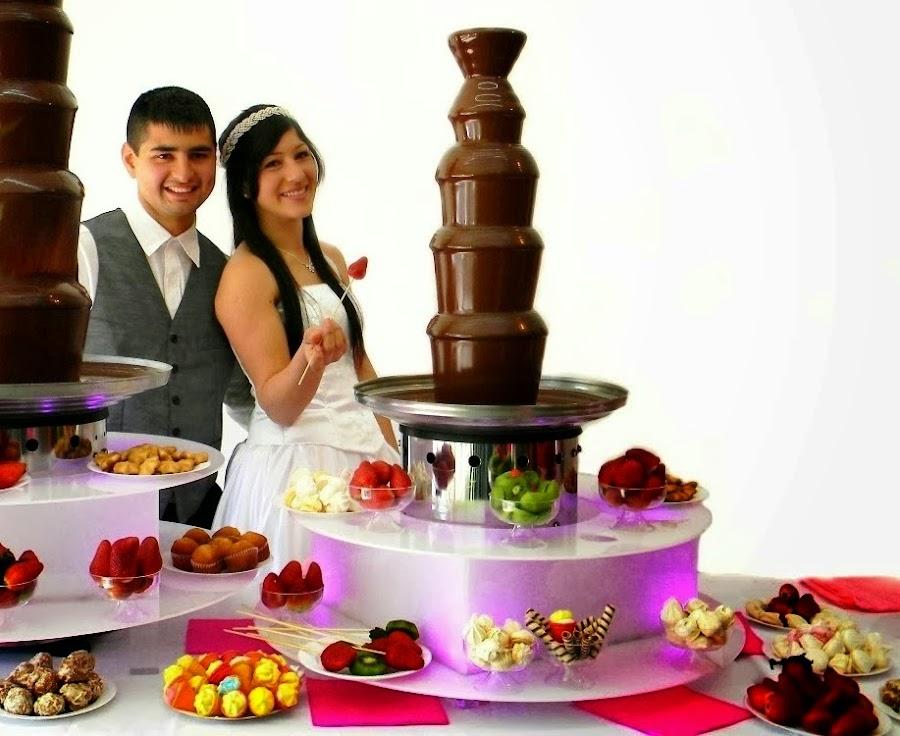 Gana dinero extra y atrae clientes con un Espectaculo Gastronomico Original y Delicioso