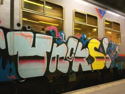 graffiti uncks