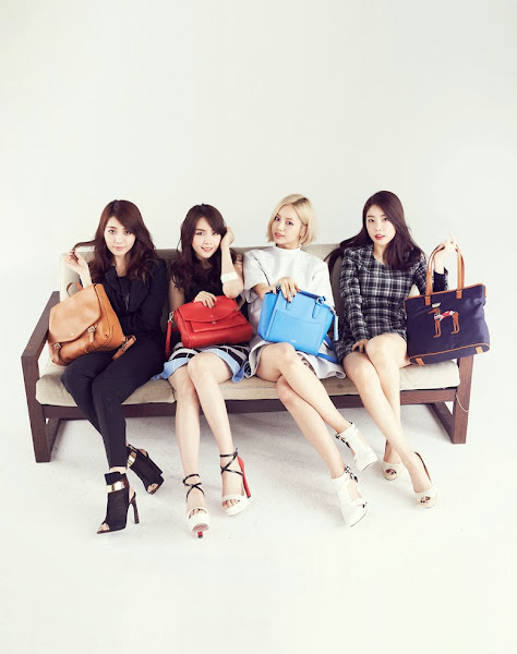 Girls Day Hazzys Allure