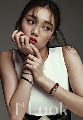 Lee Sung Kyung - 1st Look Magazine Vol. 89