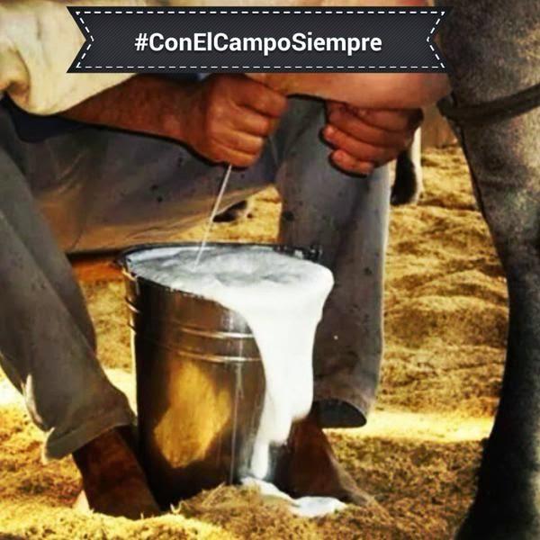 #ConElCampoSiempre