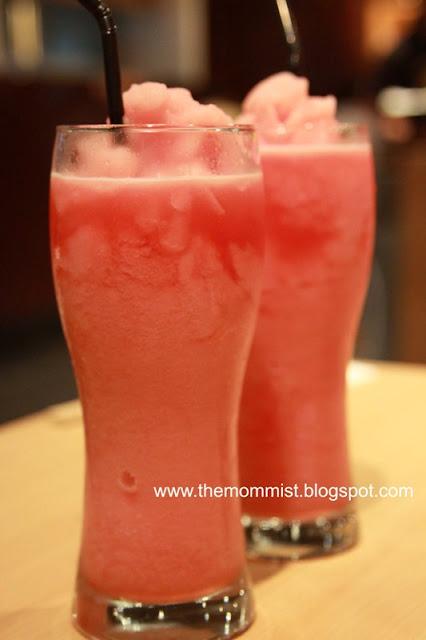 Watermelon shakes