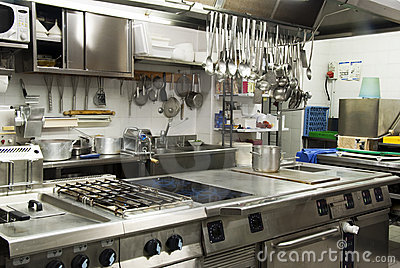 Novita larasati menata ruangan hotel for Aparatos de cocina