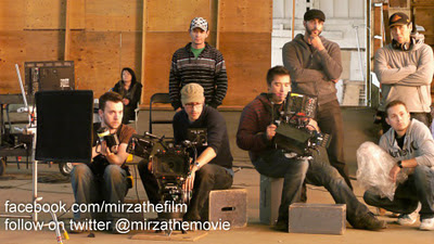 Mirza - The Untold Story Behind The Scene Photos 2012