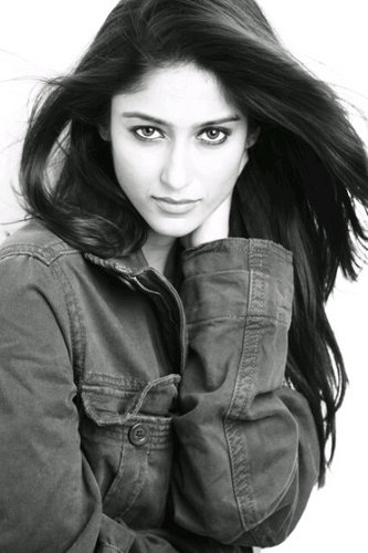 Ileana black and white photo shoot - Ileana Face Close Up Photos