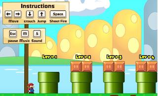 Permainan Petualangan Jamur Mario 2