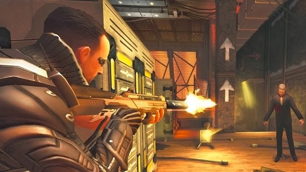 Deus Ex: The Fall PC Game Free Download Full Version