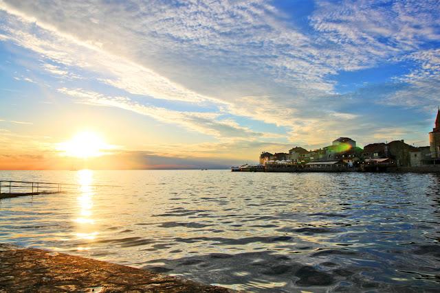 Holiday Diary. Part 1 - Croatia-Umag
