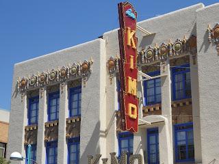kimo theater in albuquerque new mexico