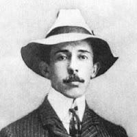 Ilustração na home page do site de buscas nesta sexta-feira comemora os 139 anos do aniversário do inventor brasileiro e criador do 14 Bis.