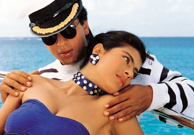 Shah Rukh Khan and Kajol Back Together