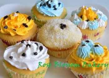 Khám phá hương vị bánh thơm ngon tại Rose Blossom Bakery, Rose Blossom Bakery, cua hang banh ngot, banh kem, banh cupcake, sai gon am thuc, diem an uong ngon, cua hang banh ngon o sai gon