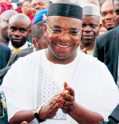 Udom Emmanuel: Mounting the saddle for good governance