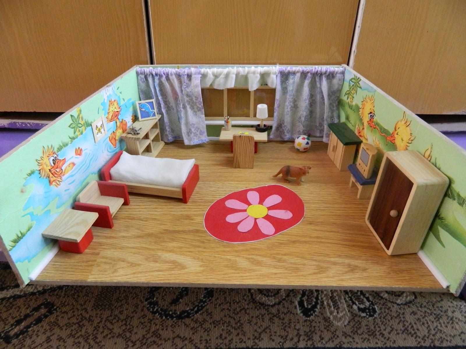 Как сделать макет своей комнаты своими руками