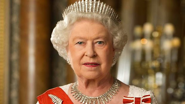 Diamond Jubilee Portrait of Her Majesty Queen Elizabeth in 2013