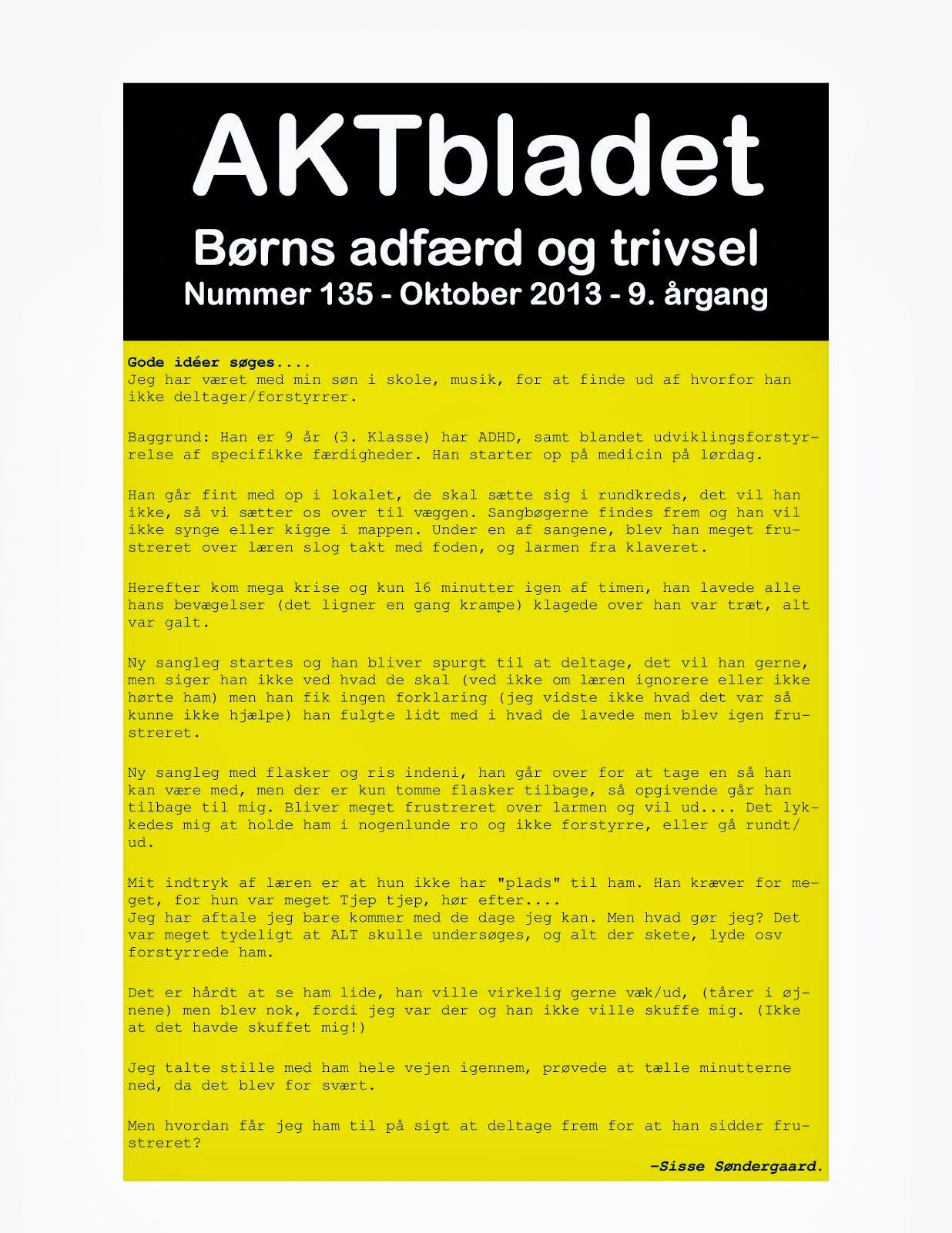 AKTblad #135