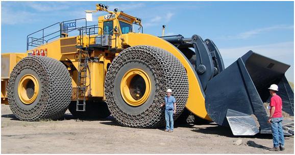 largest mining machine