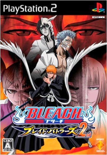 Download Game PC Bleach: Blade Battlers 2nd Gratis