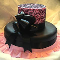 black-wedding-cakes-design