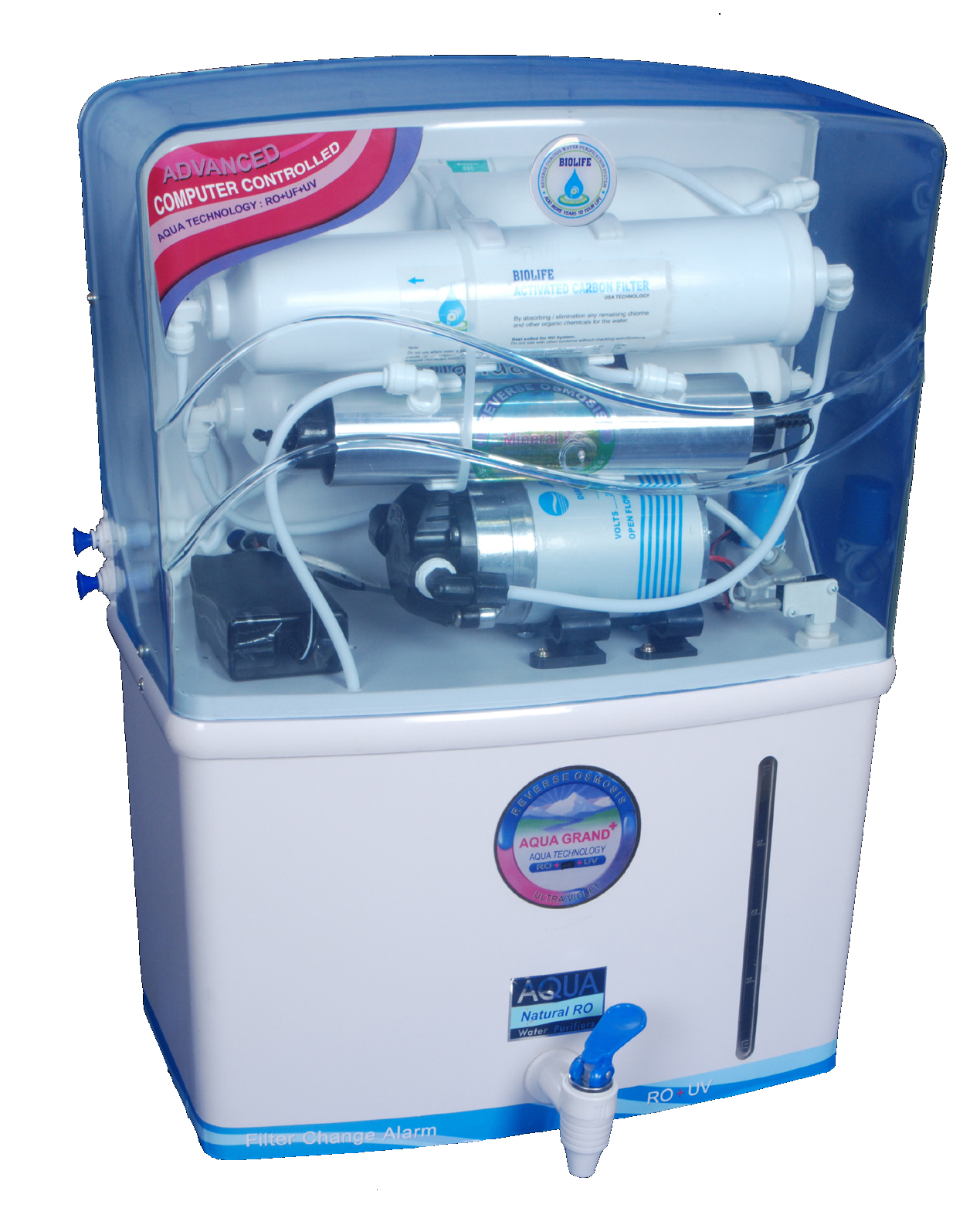 Natural Water Purifier System