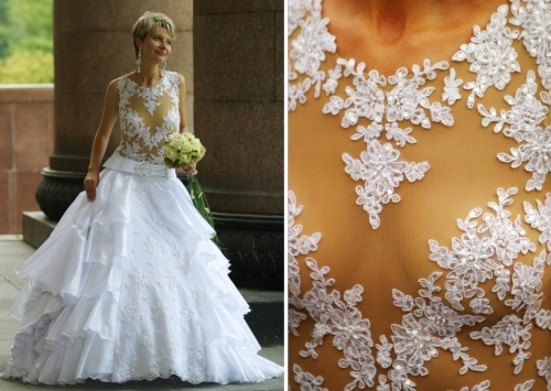wedding dress body suit