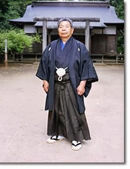 Morihiro Saito 9 dan