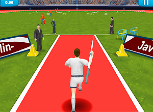 Summer Sports Javelin
